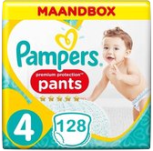 Pampers active girl pants aanbiedingen