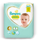 Pampers Premium protection aanbieding